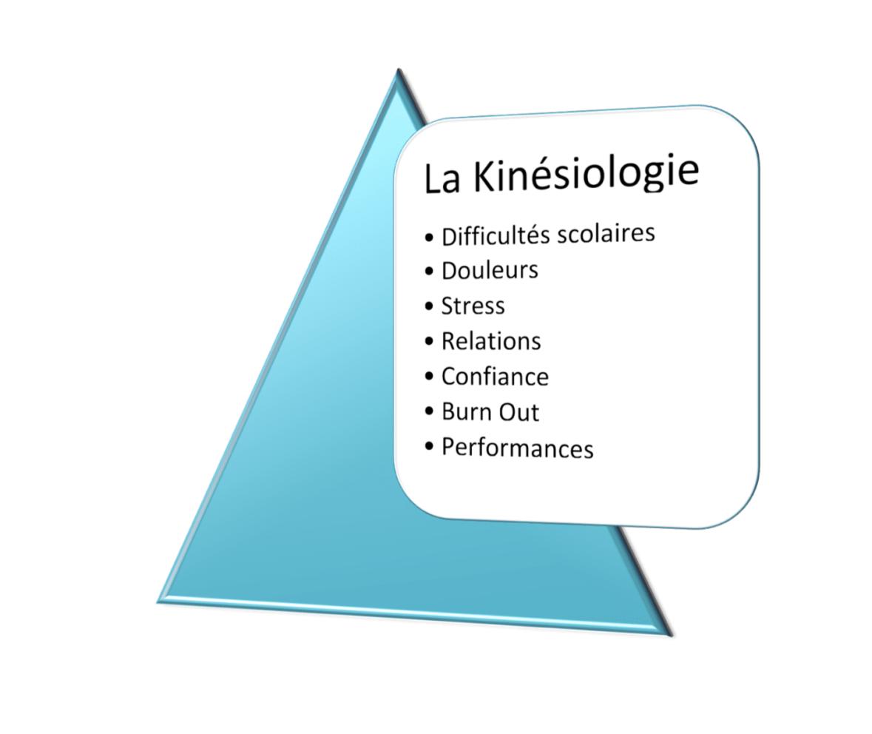 Pourquoi la kinésiologie ?